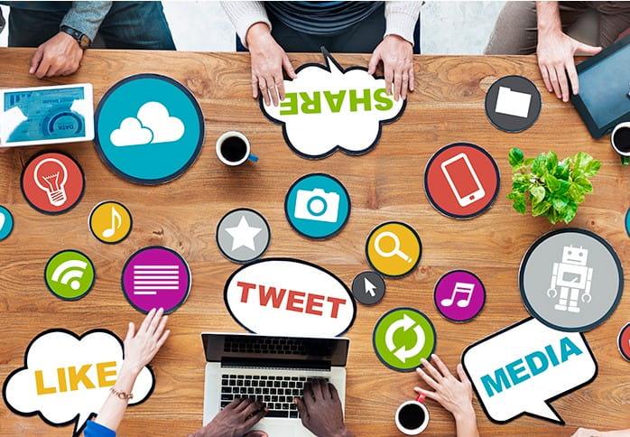 Sosiaalinen media seo