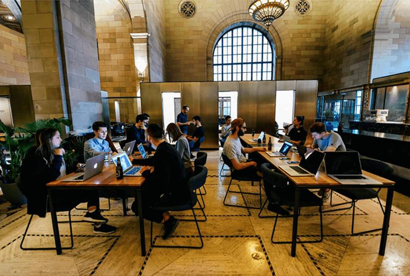 Coworking trendik s toimitila