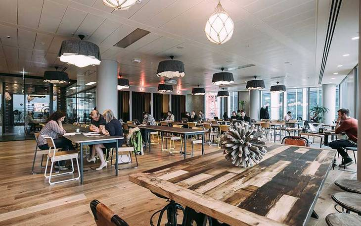 Coworking trend