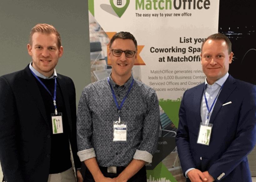 Dublin coworking seminaari matchoffice toimitilat