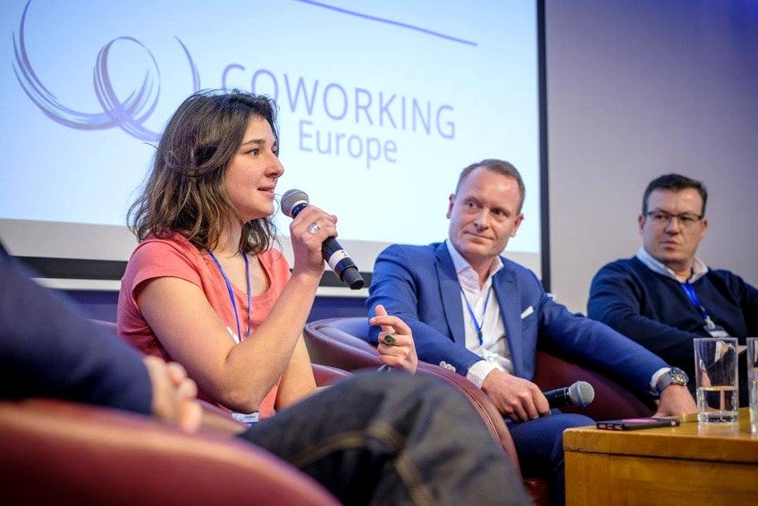 Coworking eurooppa