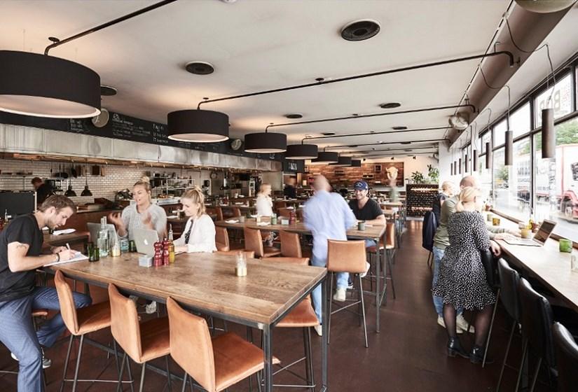 Co working restaurants