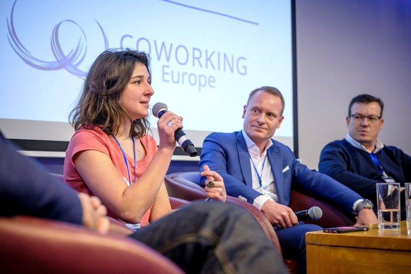 Coworking europe 2018