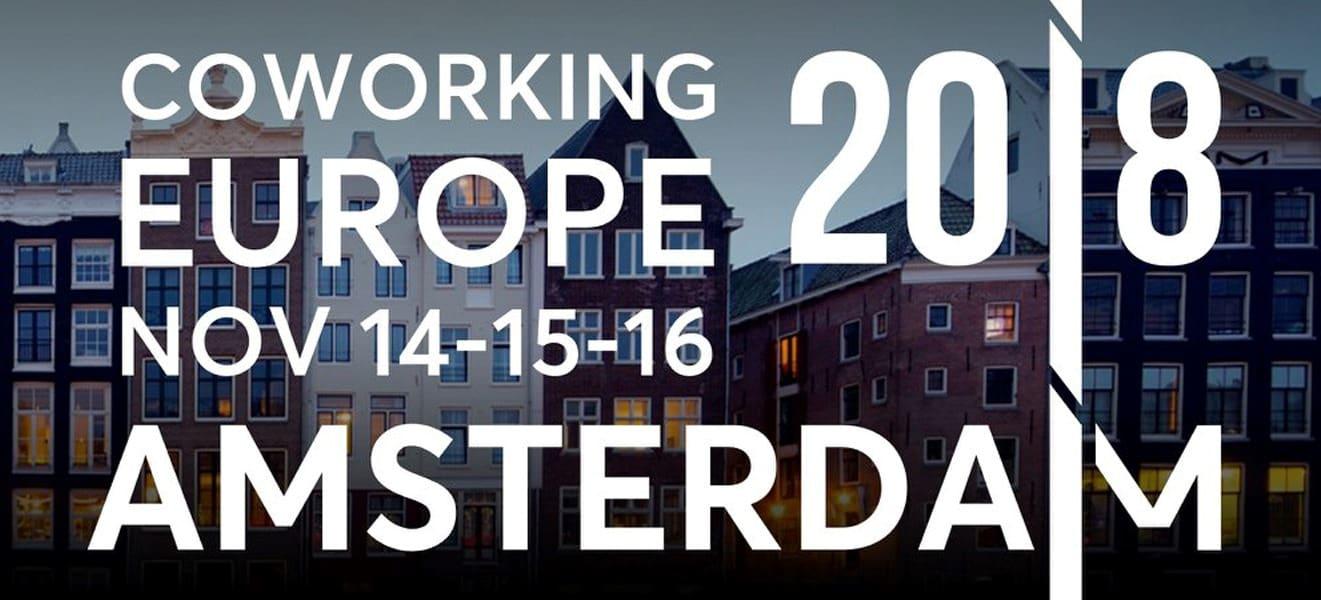 Coworking europe toimitilat