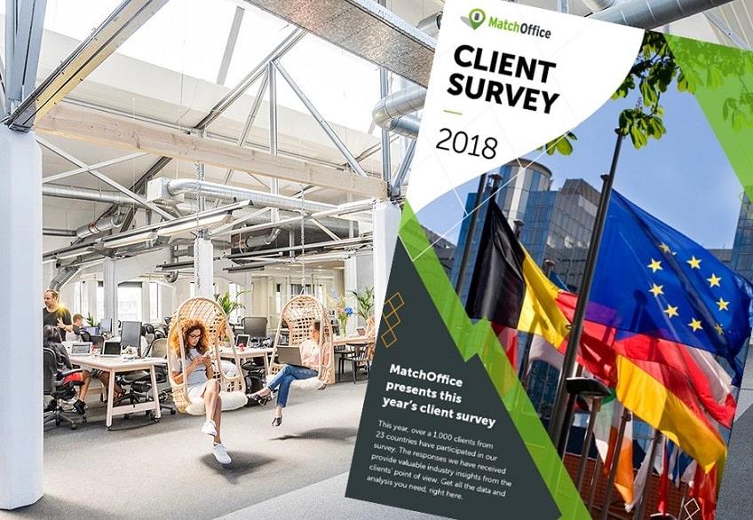 The client survey 2018