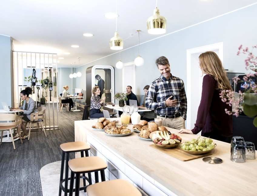 Coworking base tips