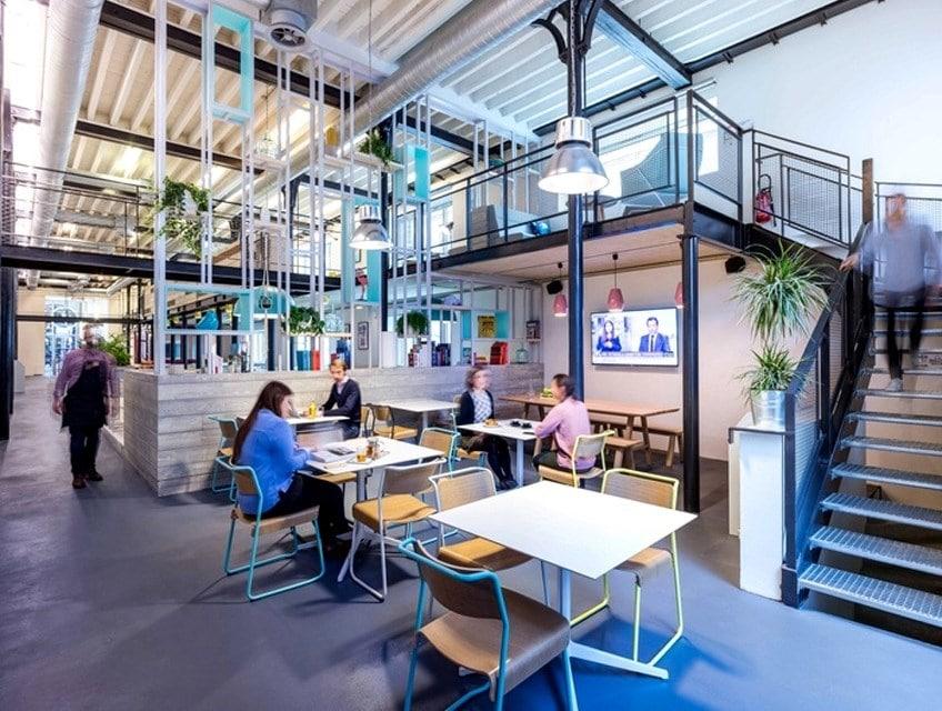 Flexible workspaces 1