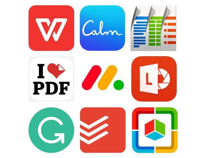 Office apps top