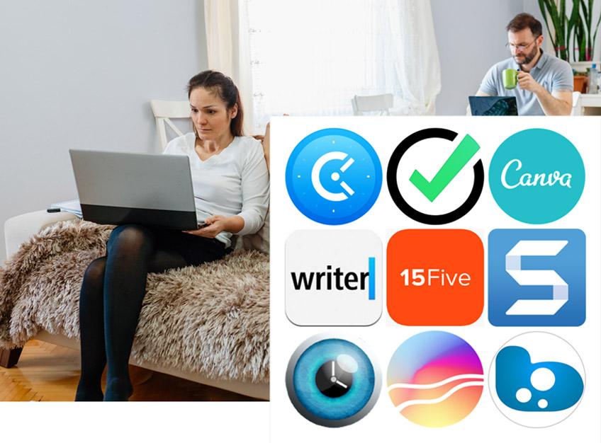 Nine nice apps