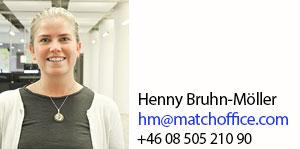Henny Bruhn-Möller MatchOffice