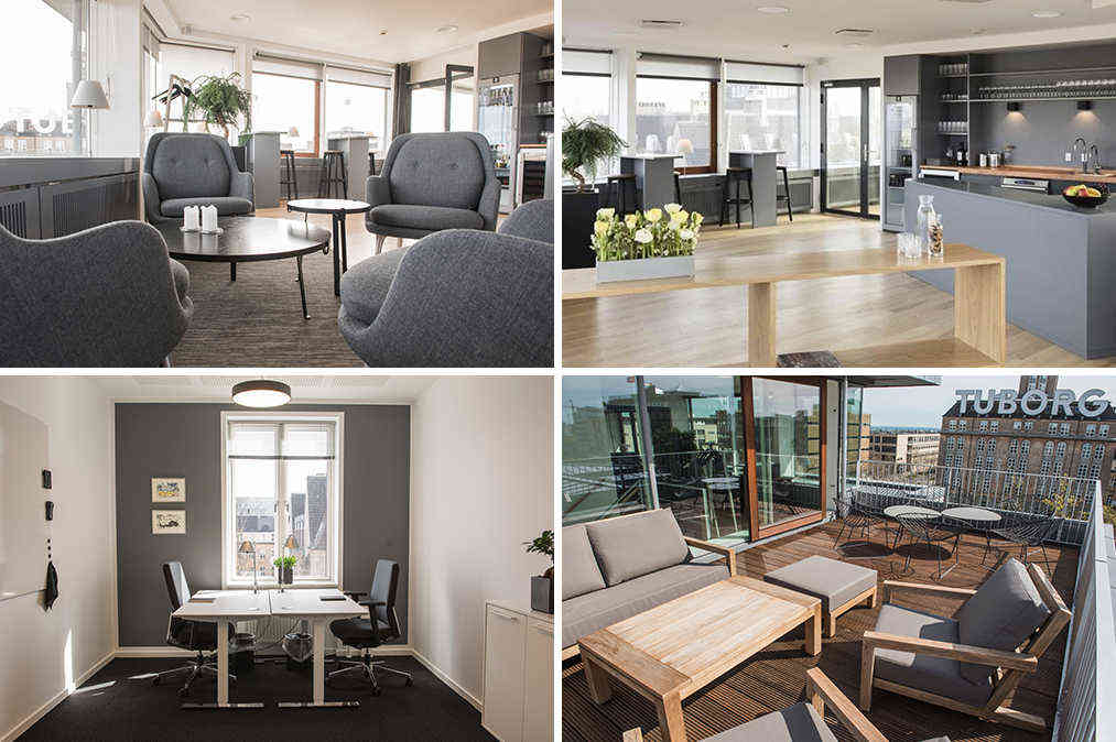 Ordnung Serviced Office