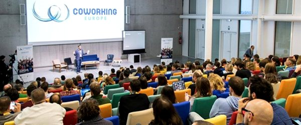 Coworking Europe Conference 2018 ticket presales