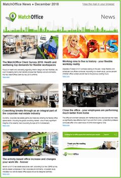 MatchOffice News December 2018