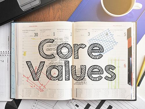 Værdier