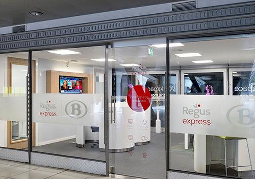 Ledigt kontor Regus Express