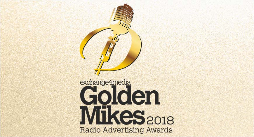 Exchange4media S Radio Awards Golden Mikes 2018 Was Held At Hard Rock Cafe Mumbai On April 19 The Winners Are Selected From A Jury Which Comprises
