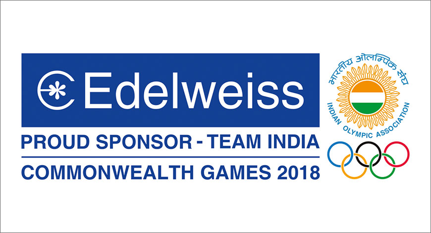 d887d8b2f2d66b Edelweiss Group wants Team India to  BeUnlimited at the Commonwealth Games  2018