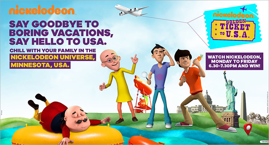 Summer Of Fun And Excitement With Nickelodeon Exchange4media