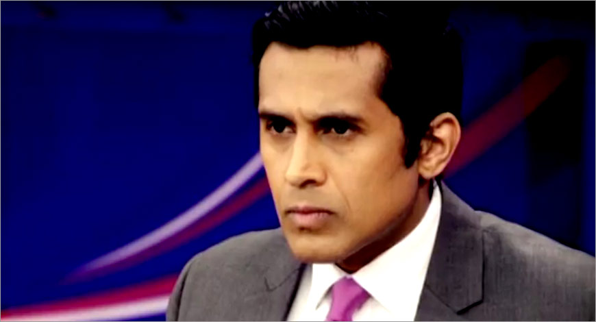 Has Tv News Anchor Anand Narasimhan Quit Times Now Exchange4media