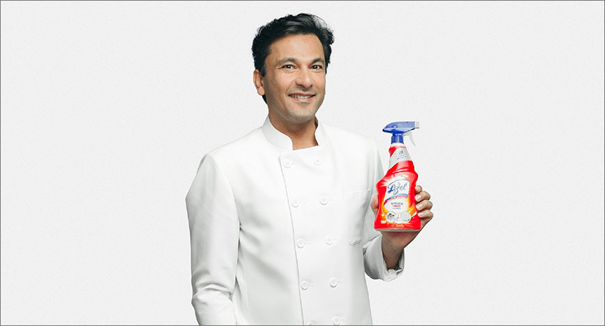 Chef vikas khanna wife sexual dysfunction
