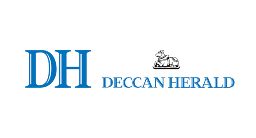 Image result for deccan herald logo