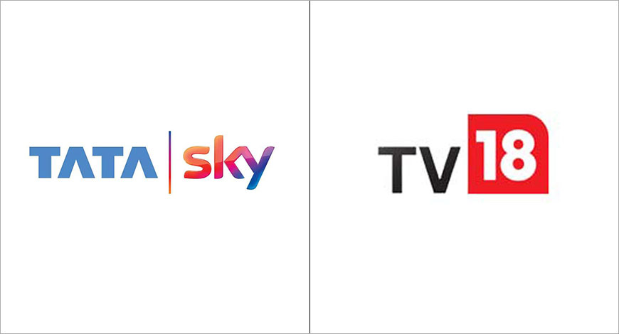 Tata Sky Issues Public Notice For Discontinuing Channels Tv18