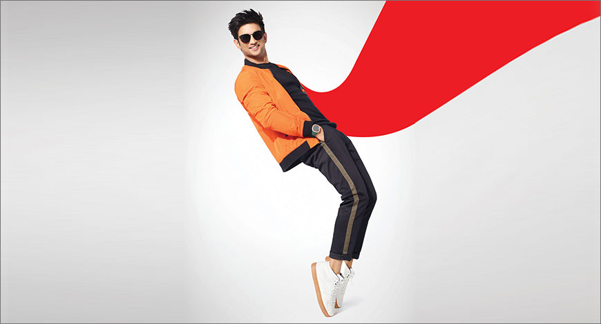 Sushant Singh Rajput To Be The New Face For Bata Mens Collection