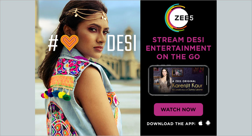 Zee5Campaign