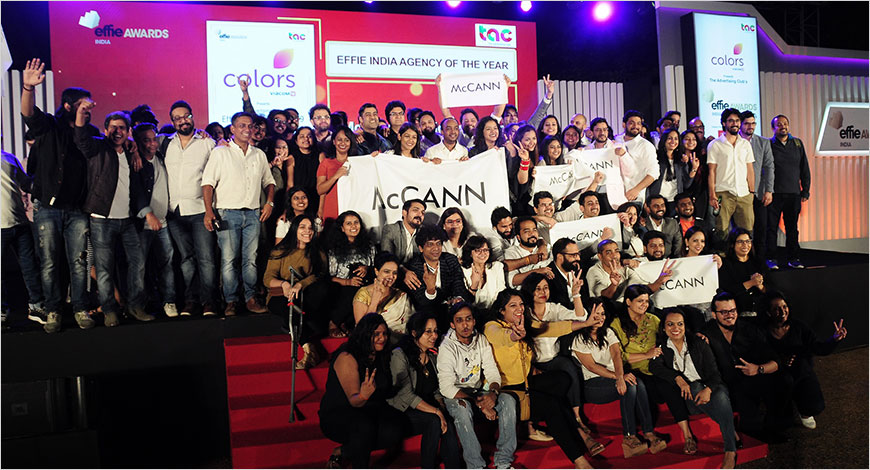 McCann Workdgroup Effies