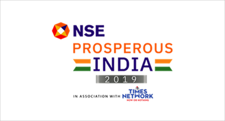 3108547453df Times Network has joined hands with NSE to launch  Prosperous India 2019