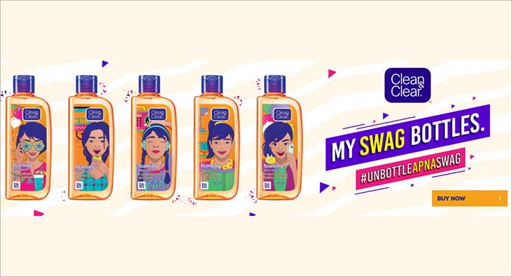 Clean Clear Launches New Unbottle Apna Swag Campaign