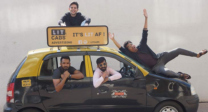 Litcabs, a startup, unveils ad solutions for brands on kaali