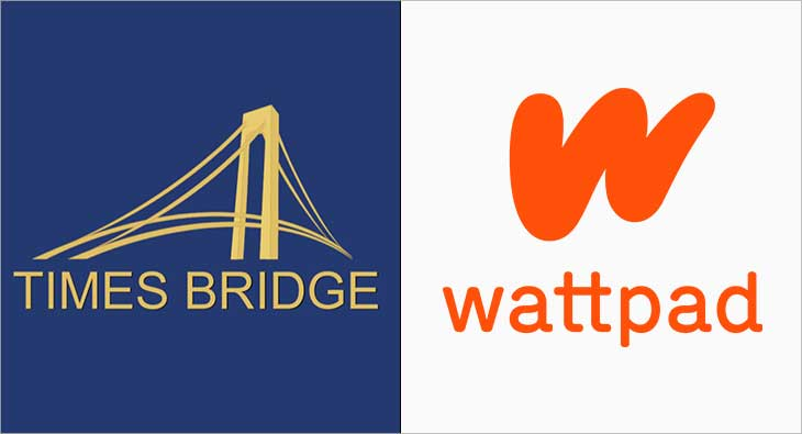 92f119f3 Wattpad, the global multi-platform entertainment company for original  stories, and Times Bridge, the global investments and partnerships arm of  The Times ...