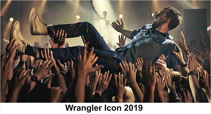 Wrangler Icon Collection