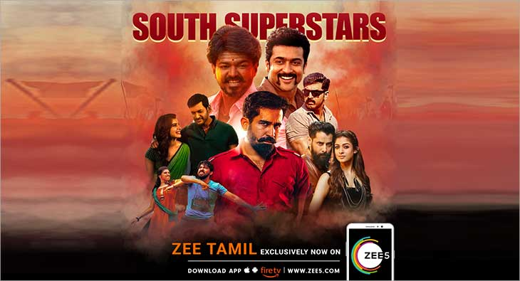 ZEE Tamil Malaysia Content