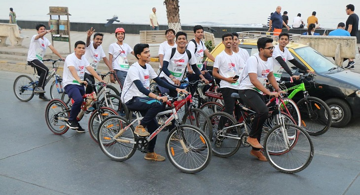 Aditya Birla Health Insurance Ride to Mpower