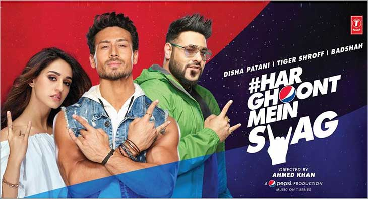Pepsi unveils anthem for 'Har Ghoont Mein Swag' campaign
