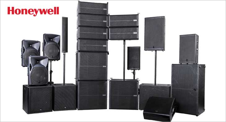 Honeywell ProSound Speakers