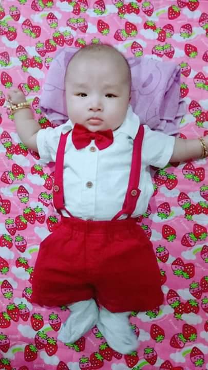 🔴  Heo tháng 10 đây ạ .. Các mom cùng nhau khoe heo đi nà... - Photos byTiên Tiên