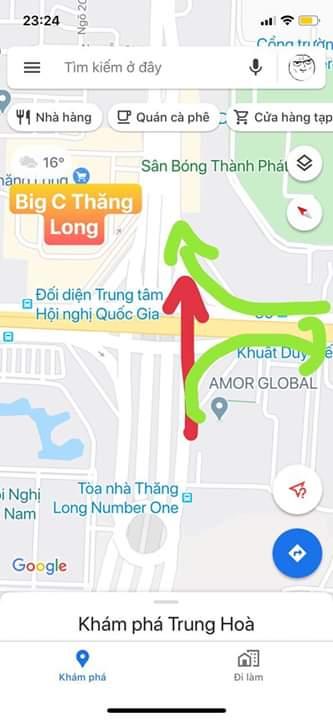 📢  Chào cccm,hôm nay ở Ngã Tư Big C Thăng Long - Khuất Duy Tiến rất nhiều xe máy bị bắt do... - Photos byNguyen Vu Duy Phong