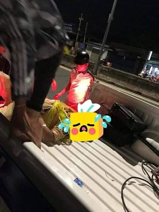⚡  Thanh niên tông thẳng chốt CSGT tỉnh đang làm nhiệm vụ ở QL 51 đoạn qua phường Kim dinh gây tai... - Photos byNghĩa Idol