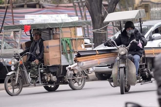 💬  HÀ NỘI SẼ CẤM XE XÍCH LÔ, DỪNG HOẠT ĐỘNG XE BA BÁNH Thành phố Hà Nội đang xem xét dừng... - Photos byDavid Cris Đô