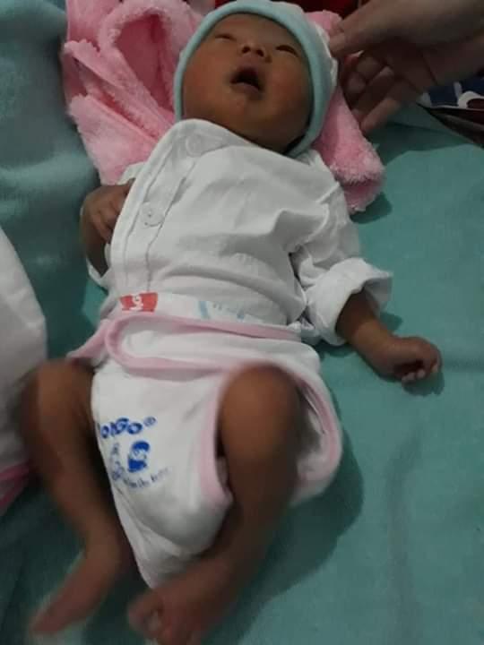 🔥  Ngày này năm trước của cậu bé bon chen ra đời 32w,1kg8.45cm. Sinh em ra em phải thở oxi,vàng da phải... - Photos byLê VY