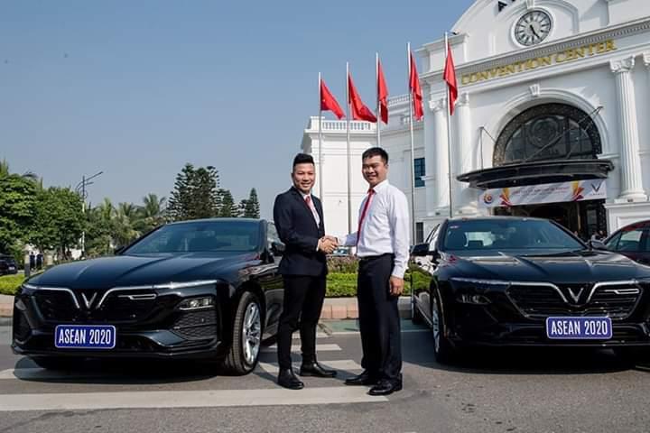 📣  MỘT NIỀM VUI Việc VINFAST quyết định tài trợ phương tiện phục vụ Năm Chủ tịch ASEAN 2020 không chỉ đơn... - Photos byNgô Kiên Cường
