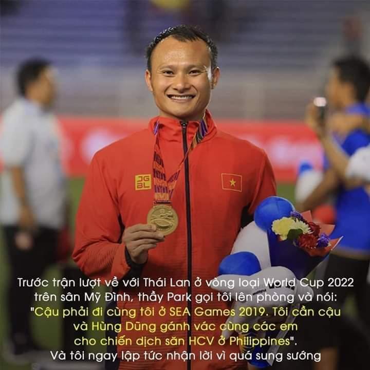 📰  Tài năng trẻ Trọng Hoàng đã có 1 năm quá thành công khi vô địch AFF và Sea Games ở tuổi... - Photos byĐàm Văn Châu