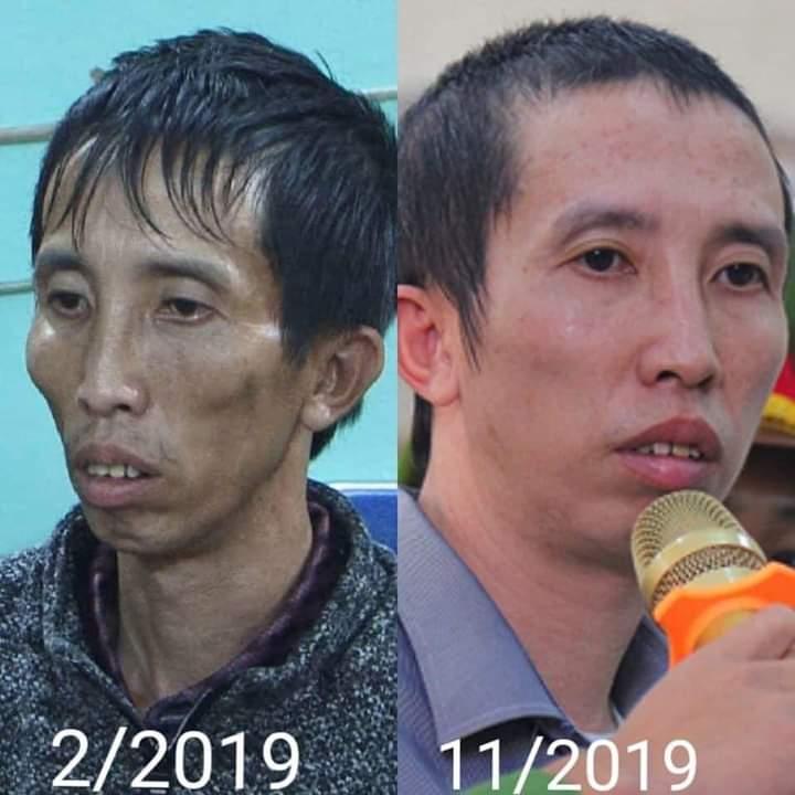 ⚡  Cơm tù có vẻ ngon thật Hình ảnh sau 10 tháng ngồi tù của đối tượng Bùi Văn Công - vụ... - Photos byNguyễn Anh Tú