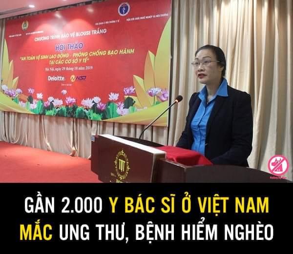 📣  Tại hội thảo An toàn vệ sinh lao động - phòng, chống bạo hành tại các cơ sở y tế nằm... - Photos byĐặng Quanq