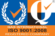 QAS International ISO Certified 2018