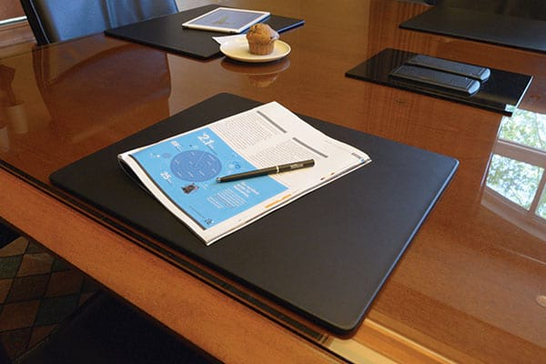 The Elegant Office Typesoftablepads - Conference table placemats