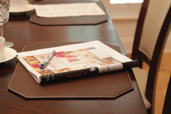 The Elegant Office Types Of Table Pads